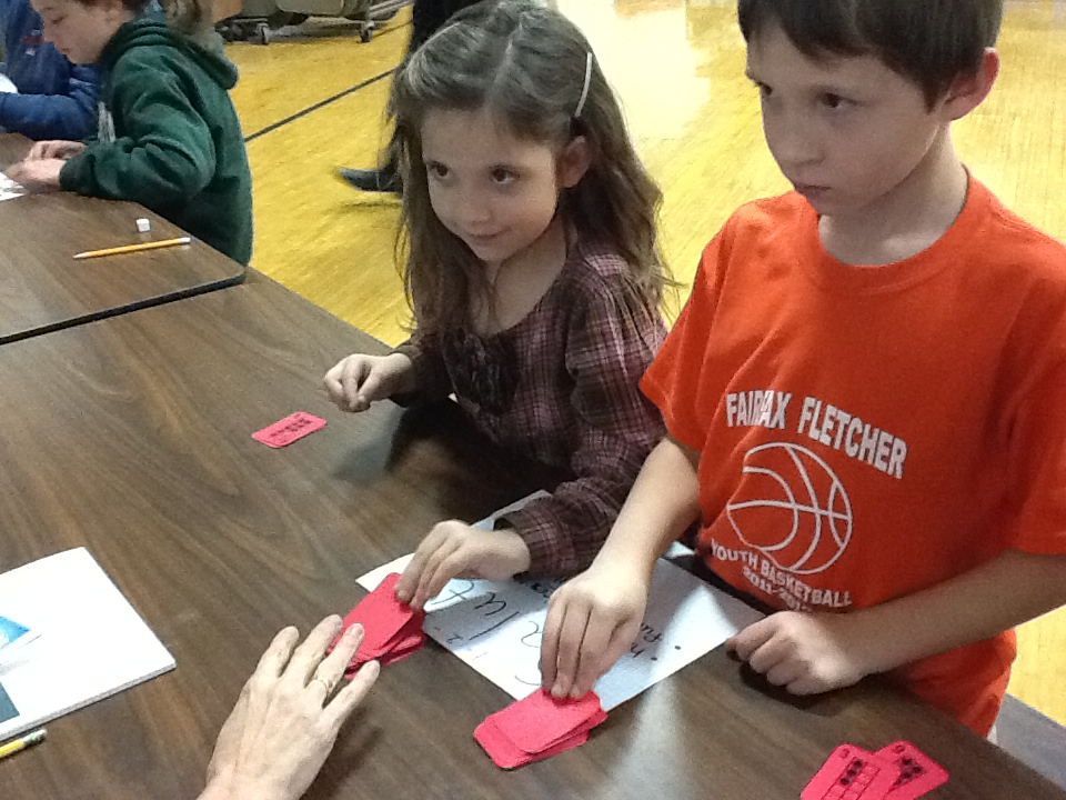 Math Night Engages Fletcher Parents and Students | THE FWSU STORY