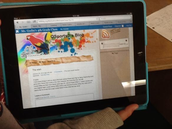 kids blog 1