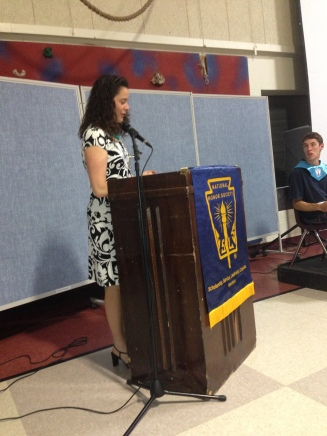 National Honor Society Coordinator - Sara Villeneuve