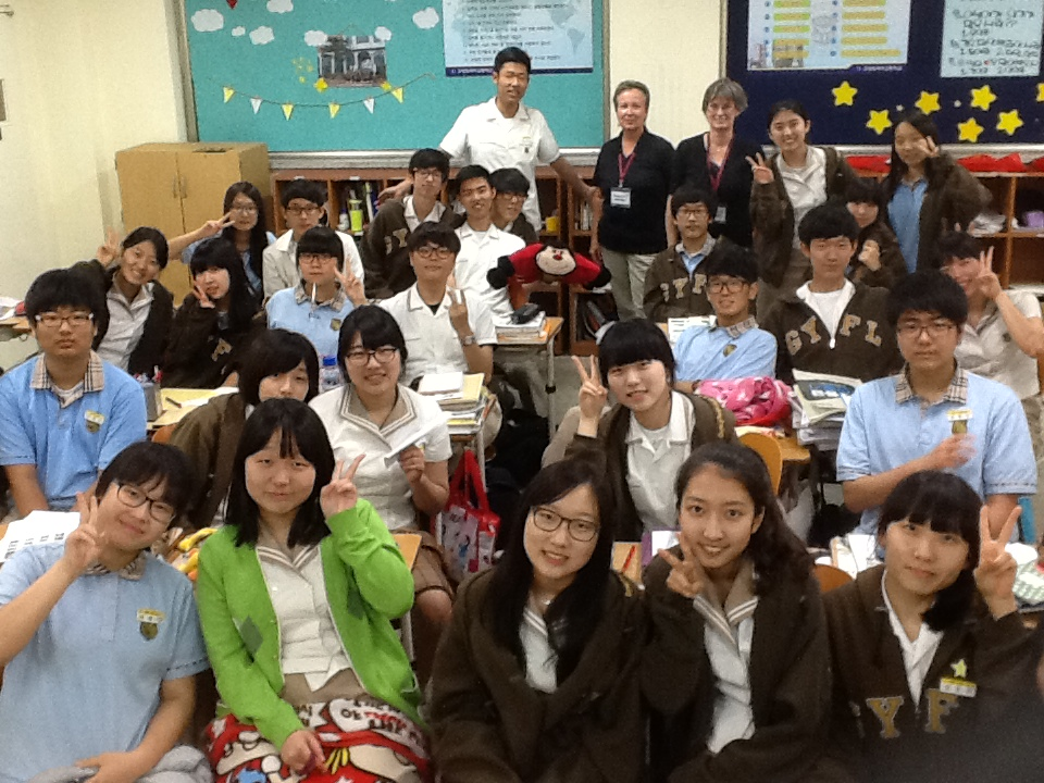 Korea Fellowship | THE FWSU STORY