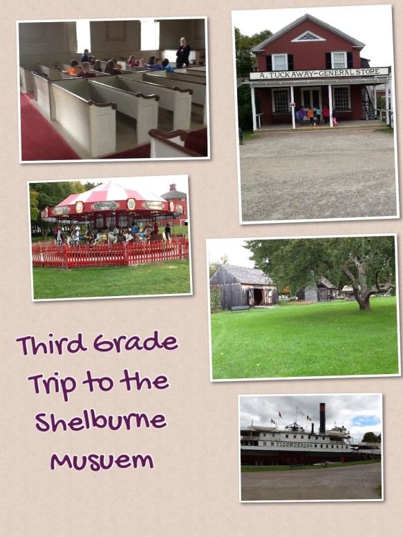 3rd Grade Shelburne Museum