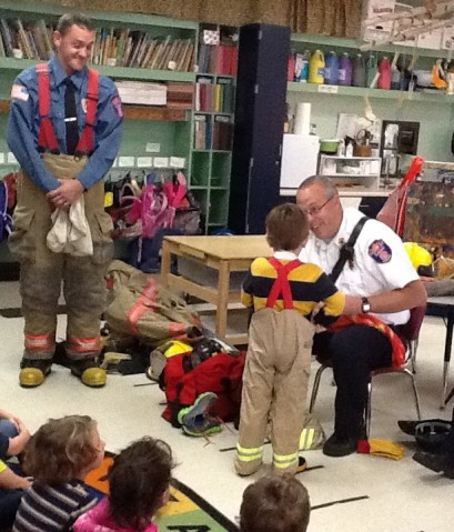 GEMS Fire Prevention Week 1