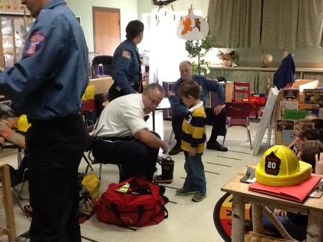 GEMS Fire Prevention Week 2