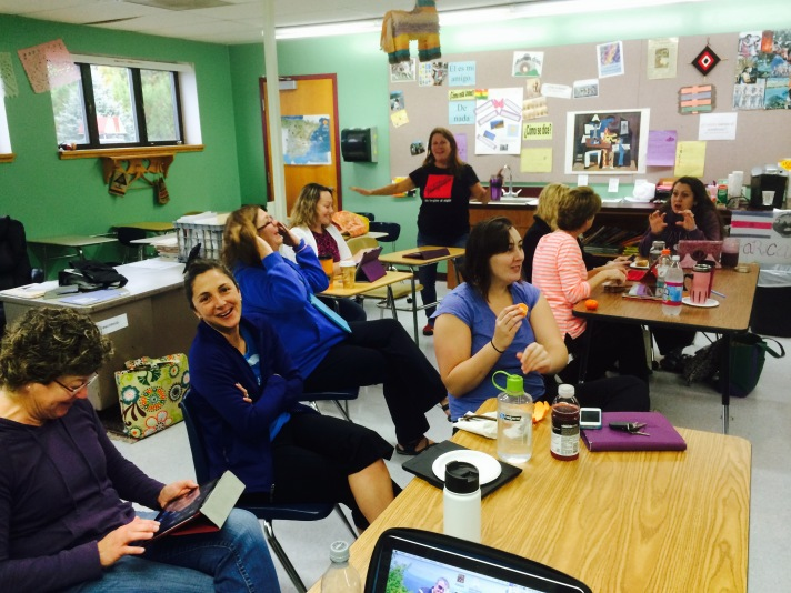 Digital Learning Class