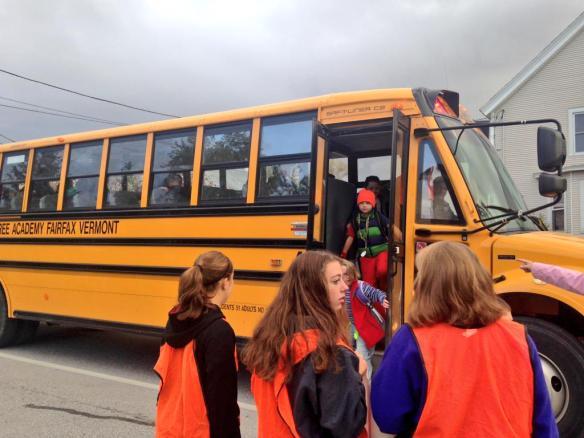 BFA Walk to School Day 3