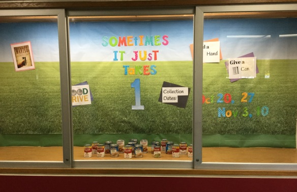 GEMS Annual Food Drive