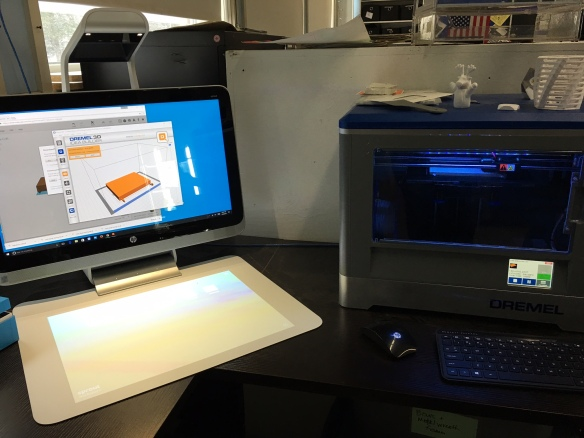 3D printing capability in the innovation lab