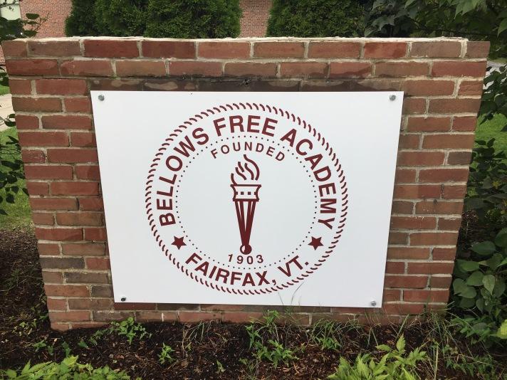 BFA Fairfax Sign