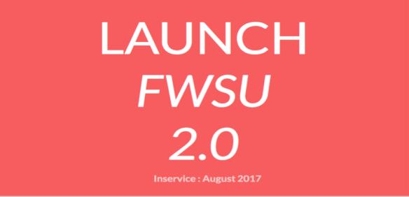 Launch #FWSU