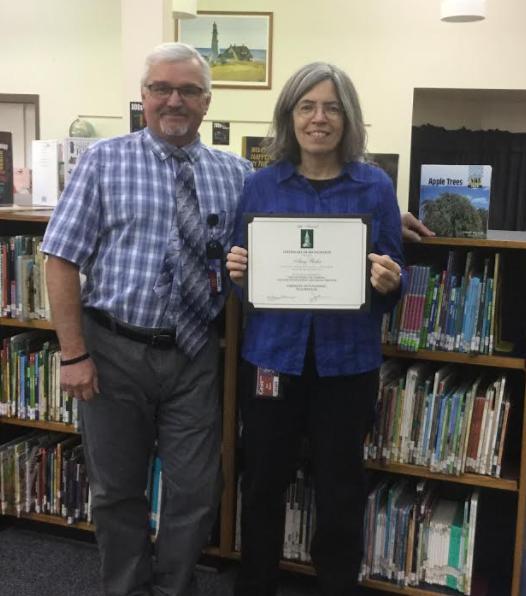 GEMS Outstanding Teacher Amy Rider