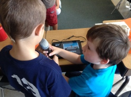 Students engage in digital storytelling at FWSU