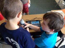 Students engage in digital storytelling at FWSU
