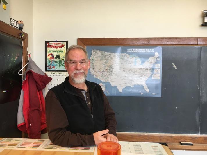 Mark Ladue, HS Math Teacher