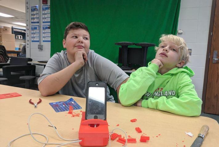 Proud Inventors!