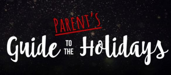 Parent Holiday Guide Banner