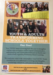 Youth and Adults Transforming Schools Together