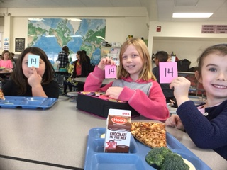 "GEMS students find their match in ""mix-it-up"" lunch!"