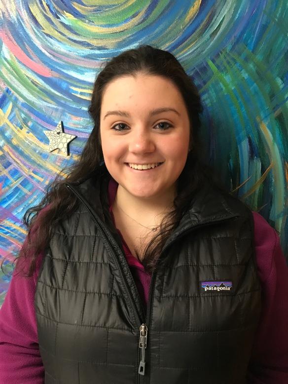 Lydia Tinker, Fletcher Elementary graduate