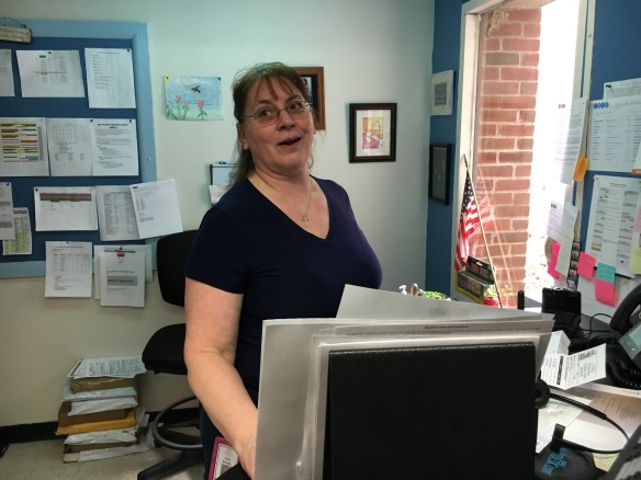 Sally Billado is the Accounting Clerk at BFA Fairfax.