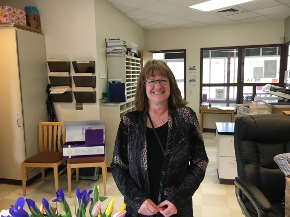 Val French is the Assistant to the Elementary Principal at BFA Fairfax