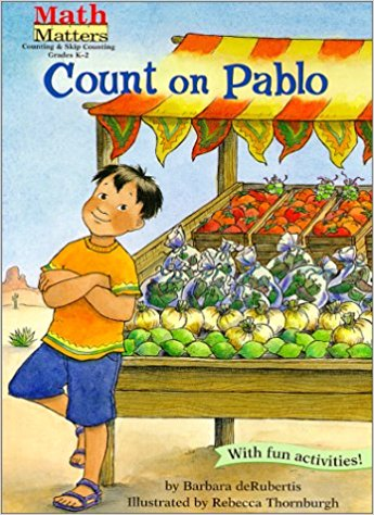 "Another title was ""Count on Pablo"" by Barbara deRubertis"
