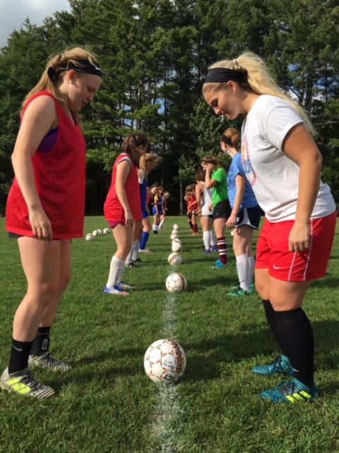 Soccer Practice!