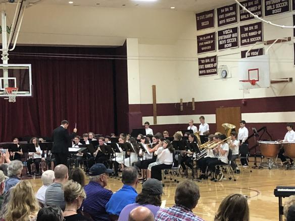 Spring Concert May 2018 at BFA Fairfax