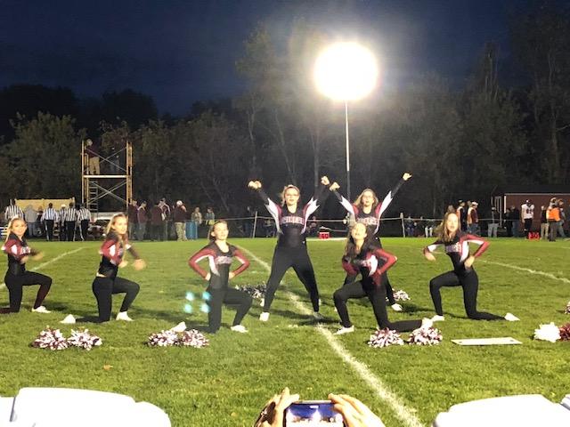 BFA Fairfax Cheer Team
