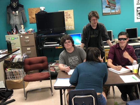 BFA Fairfax students develop learner traits