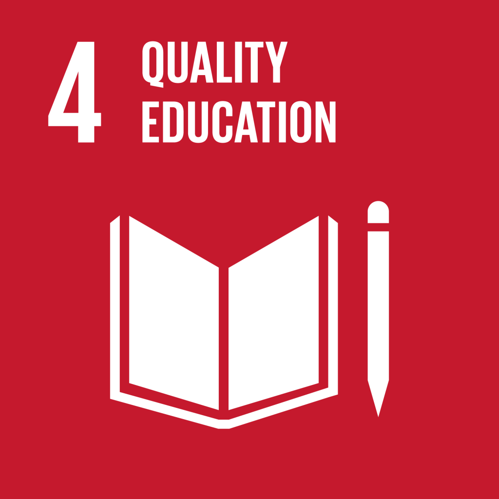 UN SDG Global Goal 4: Quality Education