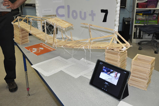 The Fwsu Story Fletcher Students Reflect On Bridge Building Experience And Competition The Fwsu Story